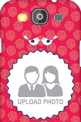 Personalized Samsung Galaxy S3 Neo Love Birds Valentine's Day Mobile Cover