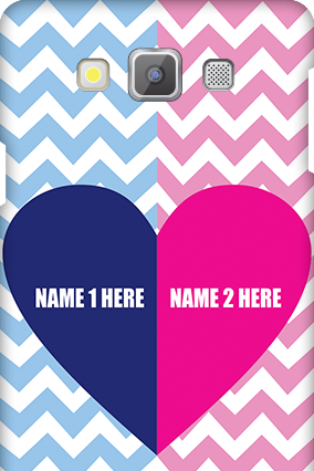 Samsung galaxy A7 My Love Valentine's Day Mobile Cover