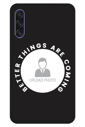 Samsung Galaxy A30S - Better Things Coming Desinger - Mobile Phone Cover