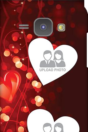 Samsung Galaxy J1 True Love Valentine's Day Mobile Cover