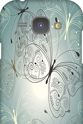 Customize Samsung Galaxy J1 Floric Mobile Cover