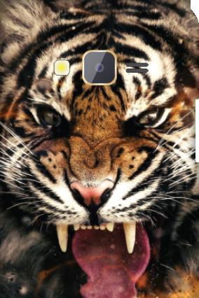Samsung Z1 Big Roar Mobile Cover
