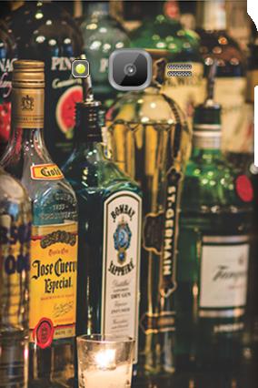 Samsung Galaxy J7 Bar Love Mobile Cover