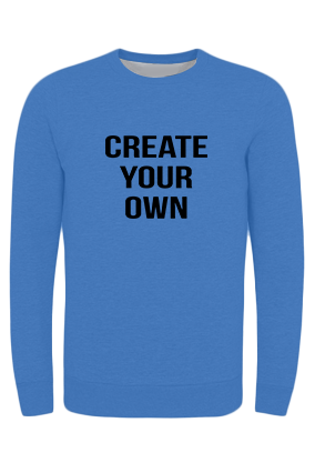 Create Your Own Blue Seven Sweatshirt