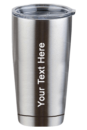 Sippon-135 Steel Big Tumbler Silver