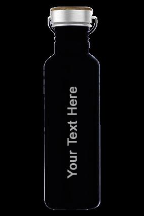 Sippon-16 Klean Bottle Black