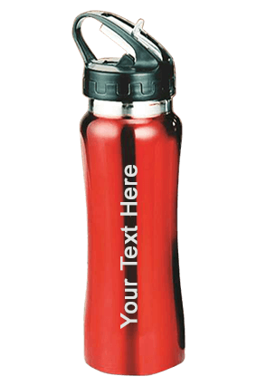 Sippon-20 Stylish Curve Sipper Red