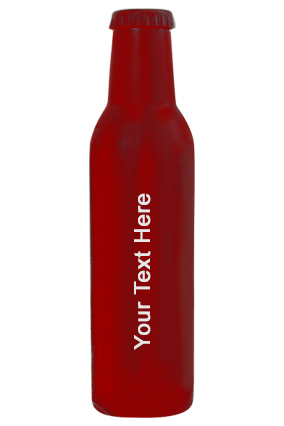 Sippon-66 Cola Bottle Red