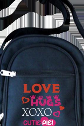 Expressions Valentine Day Sling Bag