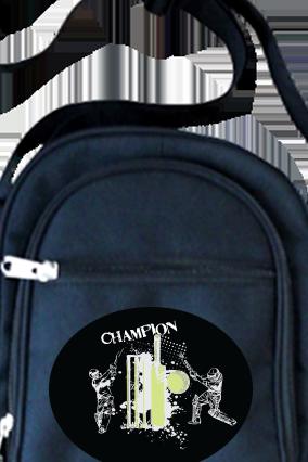 Be a Champ Cricket Sling Bag