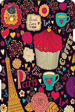 Sony Xperia T3 Paris Valentine's Day Mobile Cover