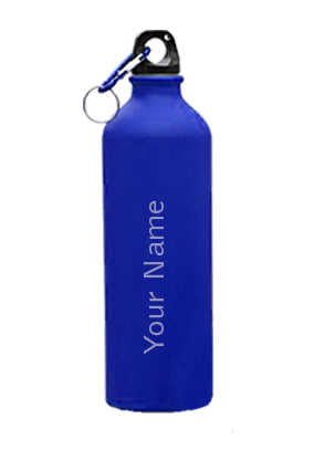 Sports Bottle Matt GM-160 Blue