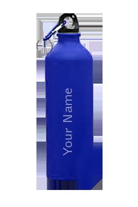 Sports Bottle Matt GM-160 Blue