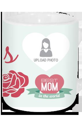 Love You Mom Tea Mug