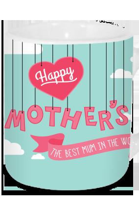 Mom Love Tea Mug
