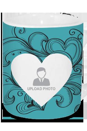 Love struck Tea Mug