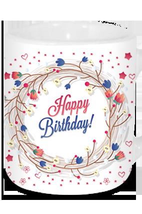 Soothing Birthday Tea Mug