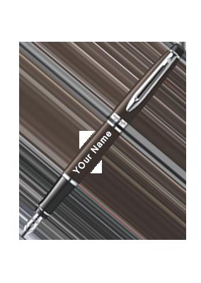 Waterman Expert Deep Brown Ct Fountain Pen(Medium Nib)