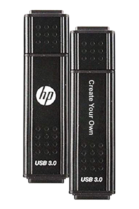 Create Your Own HP Metal Pen Drives-V750W
