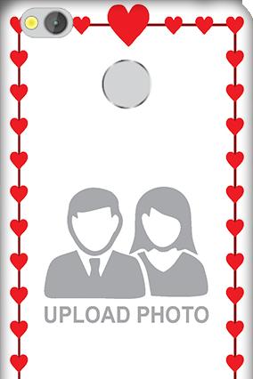 Xiaomi Redmi 3S Prime Heart Valentine's Day Mobile Cover