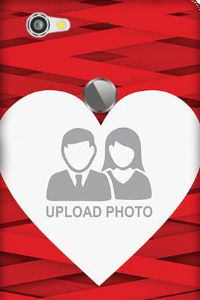 Silicon - Letv Le 1S Big Heart Valentine's Day Mobile Cover
