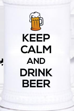 Drink Beer Vintage Beer Mug