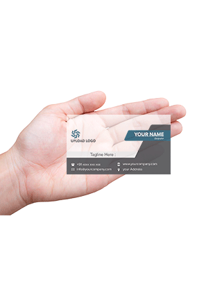 Visiting cards printing designer business cards for Transparent business card template