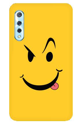Vivo S1 - Wink Eye Designer Mobile Phone Cover