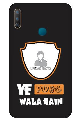 Vivo U10 - Ye PubG Wala Hain Designer - Mobile Phone Cover