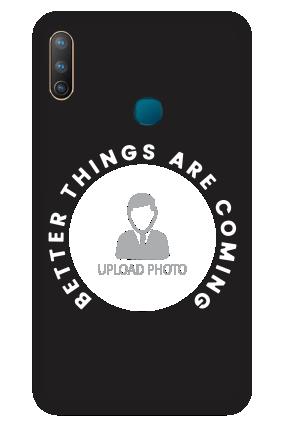 Vivo U10 - Better Things Coming Designer - Mobile Phone Cover