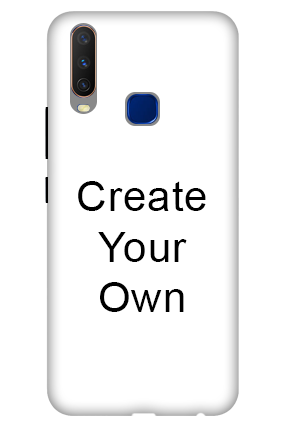 3D-Create Your Own Vivo Y15 Mobile Cover