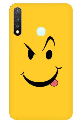 Vivo Y19 - Wink Eye Designer - Mobile Phone Cover