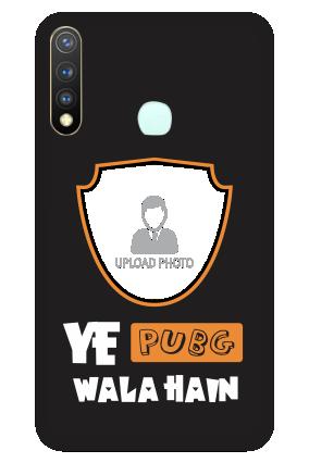 Vivo Y19 - Ye PubG Wala Hain Designer - Mobile Phone Cover
