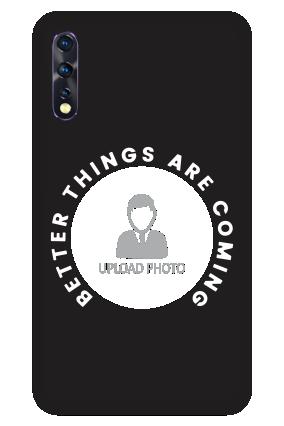 Vivo Z1x - Better Things Coming Designer - Mobile Phone Cover
