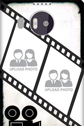 Amazing Click Roll Microsoft Lumia 950 XL Mobile Cover