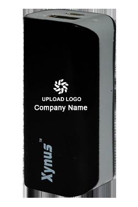 Xynus Pocket Power Bank 2200 Mah Black With Grey