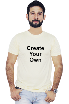 Create Your Own Yellow T-Shirt