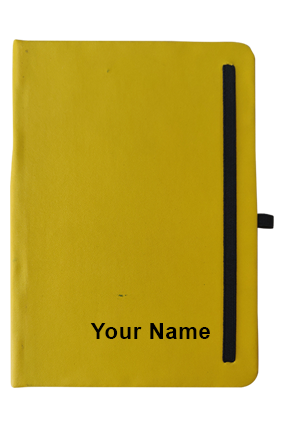 Effit Yellow Notebook-Ruled