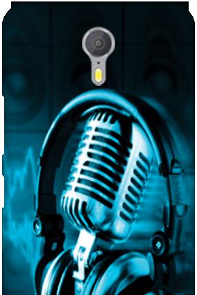 Lenovo ZUK Z1 Headphones Mobile Cover