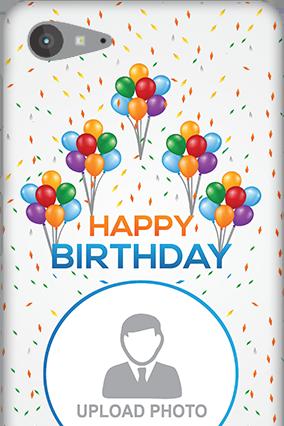 Lenovo Z2 Plus Happy Birthday Mobile Cover