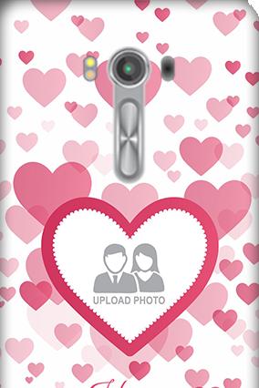 Asus Zenfone 2 Laser ZE550KL True Love Anniversary Mobile Cover