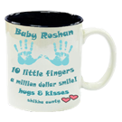 Personalized Inside Color Mugs Gifts